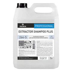Средство для экстракторной чистки ковров 5 л, PRO-BRITE EXTRACTOR SHAMPOO PLUS, концентрат