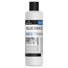 """Средство моющее универсальное 1 л, PRO-BRITE """"BLUE CONCENTRATE"""", щелочное, низкопенное, концентрат"""