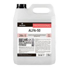 Средство моющее универсальное 5 л, PRO-BRITE ALFA-50, кислотное, пенное, концентрат