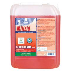 """Средство для уборки санитарных помещений 10 л, DR.SCHNELL """"Milizid"""" (""""Милицид""""), кислотное"""