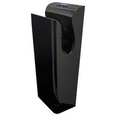 Сушилка для рук KSITEX UV-9999B, 2050 Вт, ультрафиолет, погружного типа, время сушки 10 секунд, пластик, черная