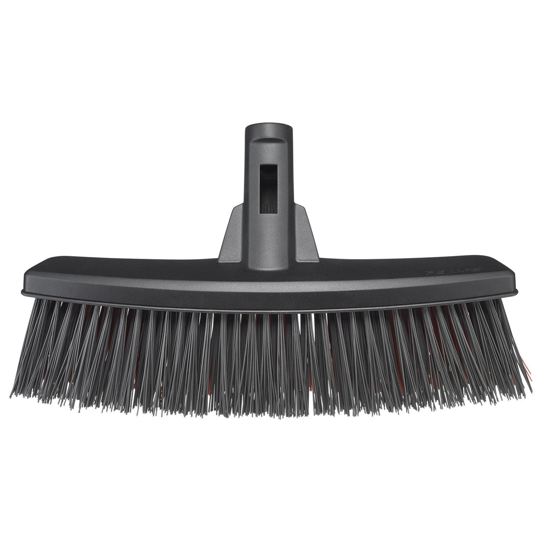 Щетка для уборки техническая FISKARS SolidTM, ширина 37,5 см, для черенка 605531, СРЕДНЯЯ, 1025930