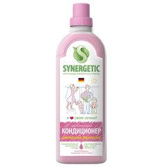 """Кондиционер-ополаскиватель для белья 1 л SYNERGETIC """"Аромагия"""", гипоаллергенный, концентрат"""