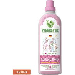 """Кондиционер-ополаскиватель для белья 1 л SYNERGETIC """"Аромамагия"""", гипоаллергенный, концентрат"""