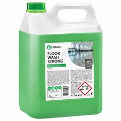 Средство для мытья пола 5,6 кг GRASS FLOOR WASH STRONG, щелочное, низкопенное, концентрат