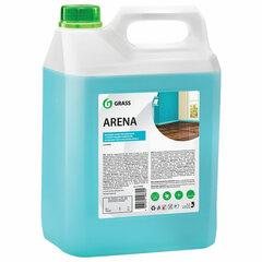 Средство для мытья пола 5 кг GRASS ARENA, с полирующим эффектом, нейтральное, концентрат