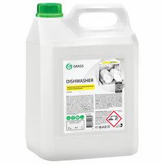 Средство для мытья посуды в посудомоечных машинах 6,4 кг GRASS DISHWASHER, щелочное
