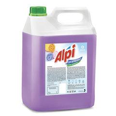 Средство для стирки жидкое 5 кг GRASS ALPI, для цветных тканей, нейтральное, концентрат, гель