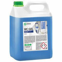 Средство для уборки сантехнических блоков 5,3 кг GRASS WS-GEL, кислотное, гель
