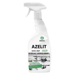 Средство для чистки плит, духовок, грилей от жира/нагара 600 мл GRASS AZELIT, щелочное, распылитель, 97537