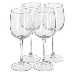 "Набор бокалов для вина, 4 штуки, объем 420 мл, стекло, ""Allegress"", LUMINARC, J8166"