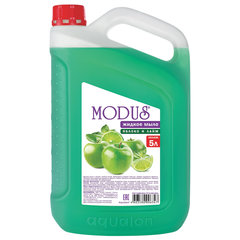 """Мыло жидкое 5 л MODUS """"Яблоко и лайм"""""""