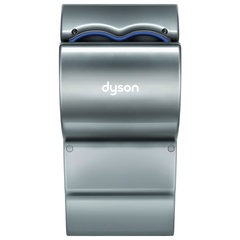 Сушилка для рук DYSON AB14, 1600 Вт, сушка 10 секунд, антивандальная, погружная, поликарбонат, серая