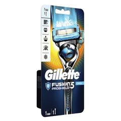"""Бритва GILLETTE (Жиллет) """"Fusion ProShield Chill"""" с 1 сменной кассетой, для мужчин"""