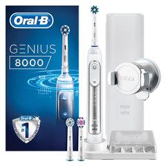 """Зубная щетка электрическая ORAL-B (Орал-би) """"Genius 8000"""", Bluetooth, D701.535.5XC"""