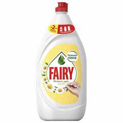 """Средство для мытья посуды 1,35 л FAIRY (Фейри) Нежные руки, """"Ромашка и витамин Е"""""""