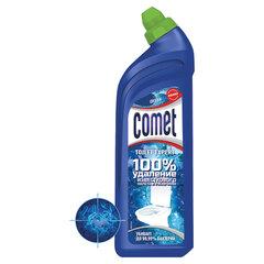 """Средство для уборки туалета дезинфицирующее 700 мл COMET """"Океан"""", гель"""