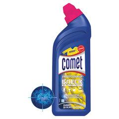 """Чистящее средство дезинфицирующее 450 мл COMET """"Лимон"""", гель"""