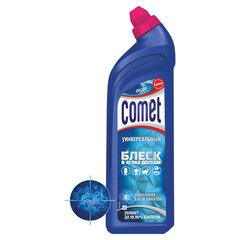 """Чистящее средство дезинфицирующее 850 мл COMET (Комет) """"Океанский бриз"""", гель"""