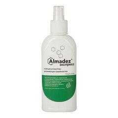 Антисептик кожный дезинфицирующий спиртосодержащий (63%) 250 мл АЛМАДЕЗ-ЭКСПРЕСС, готовый раствор, спрей