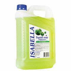 """Мыло жидкое антибактериальное 5 л ИЗАБЕЛЛА """"Зеленый чай"""""""