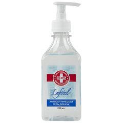 Антисептик-гель для рук спиртосодержащий (68%) 250мл LAFITEL (Лафитель), Алоэ