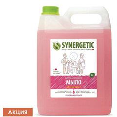 """Мыло жидкое 5 л SYNERGETIC, """"Аромамагия"""" гипоаллергенное, биоразлагаемое, ЭКО"""
