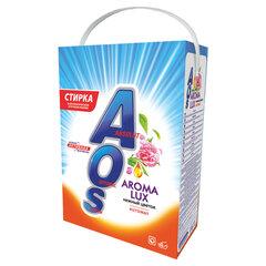 """Стиральный порошок автомат 4 кг AOS """"Aroma Lux"""""""