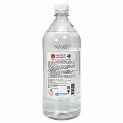 Антисептик для рук и поверхностей спиртосодержащий (65%) 1л АКТЕРМ АНТИСЕПТ, дезинфицирующий, жидкость