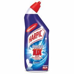 Средство для уборки туалета с дезинфицирующим эффектом 700 мл HARPIC POWER PLUS