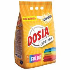Стиральный порошок автомат 6 кг DOSIA (Дося) Optima Color, для цветного белья