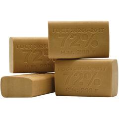 Мыло хозяйственное 72%, 200 г, ММЗ, без упаковки, штрихкод транспортной упаковки 70614