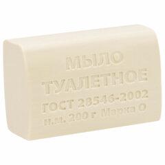Мыло туалетное 200 г, ММЗ, ЭКОНОМ, без упаковки
