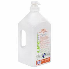 Паста очищающая для рук 2 л ЭЛЕН от сильных загрязнений (жир, битум, строительные смеси)