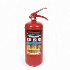 Огнетушитель порошковый ОП-2, АВСЕ (твердые, жидкие, газообразные вещества, электрические установки) закачной, ЗПУ Алюм, ЯРПОЖ