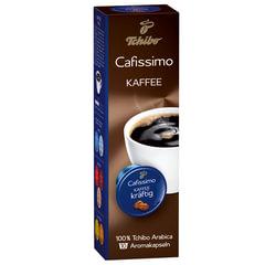 Капсулы для кофемашин Cafissimo TCHIBO Caffe Kraftig, натуральный кофе, 10 шт. х 7,8 г