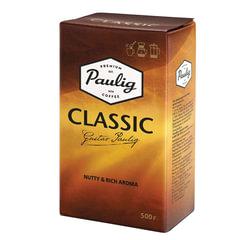 """Кофе молотый PAULIG (Паулиг) """"Classic"""", натуральный, 500 г, вакуумная упаковка, 16325"""