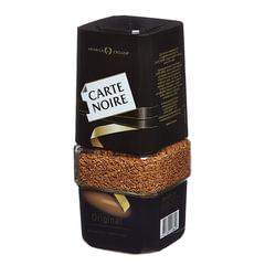 Кофе растворимый CARTE NOIRE сублимированный, 95 г, стеклянная банка