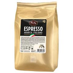 """Кофе в зернах PAULIG (Паулиг) """"Espresso Arabica Italiano"""", натуральный, 1000 г, вакуумная упаковка"""