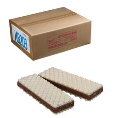 """Вафли ЯШКИНО """"Вафельный сэндвич"""", с прослойкой из шоколадной глазури, весовые, гофрокороб, 3,78 кг"""
