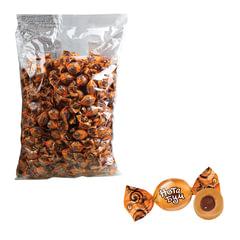 """Конфеты-ирис ЯШКИНО """"Нота Бум"""", с орехово-шоколадной начинкой, жевательные, пакет, 1 кг"""