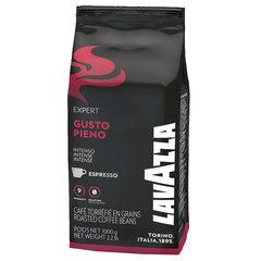 """Кофе в зернах LAVAZZA """"Gusto Pieno Expert"""", 1000 г, вакуумная упаковка"""