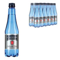 Вода негазированная питьевая COURTOIS (КУРТУА), 0,5 л, пластиковая бутылка