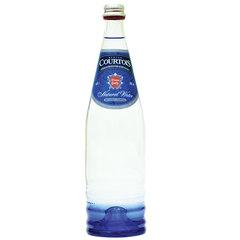 Вода негазированная питьевая COURTOIS (КУРТУА), 0,75 л, стеклянная бутылка