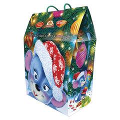 """Подарок новогодний """"Маска"""", 701 г, НАБОР конфет, картонная коробка"""