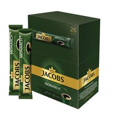 """Кофе растворимый JACOBS """"Monarch"""", сублимированный, 1,8 г, пакетик"""