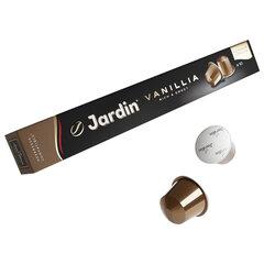"""Кофе в капсулах JARDIN """"Vanillia"""" для кофемашин Nespresso, 10 порций"""