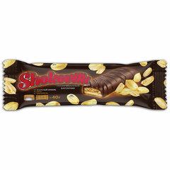 Конфеты шоколадные SHOKOVITA, нуга с мягкой карамелью и арахисом, 1 кг