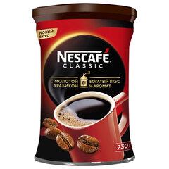 """Кофе растворимый NESCAFE """"Classic"""", 230 г, жестяная банка"""