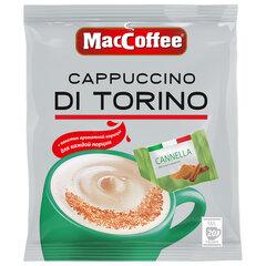 """Кофе растворимый MacCoffee """"Cappuccino di Torino с корицей"""", КОМПЛЕКТ 20 пакетиков по 25 г"""